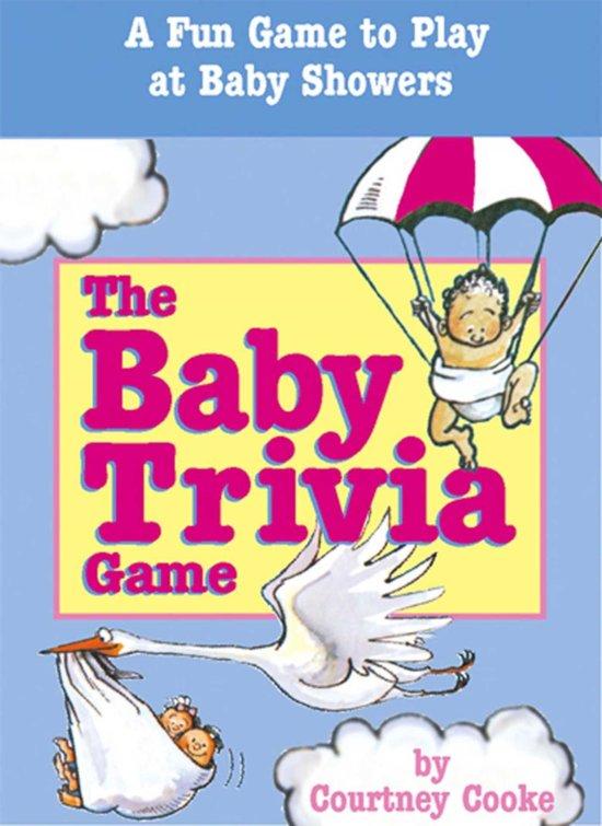 Afbeelding van het spel The Baby Trivia Game