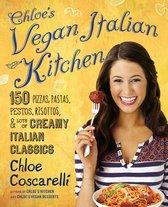 Omslag van 'Chloe's Vegan Italian Kitchen'