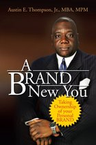 Omslag van 'A BRAND New You'