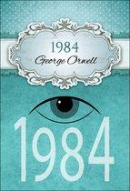 Omslag van '1984 (Global Classics)'