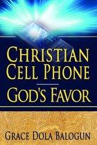 Omslag van 'Christian Cell Phone God's Favor'