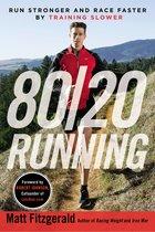 Omslag van '80/20 Running'
