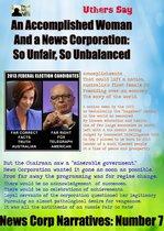 An Accomplished Woman and a News Corporation: