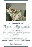 A Companion to British Literature, Volume 3