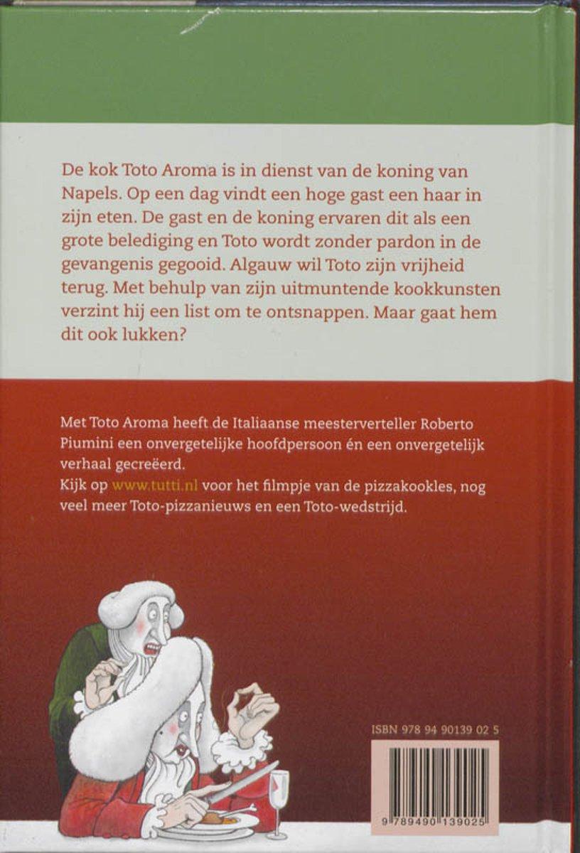 bol.com   Toto Aroma, Roberto Piumini   9789490139025   Boeken