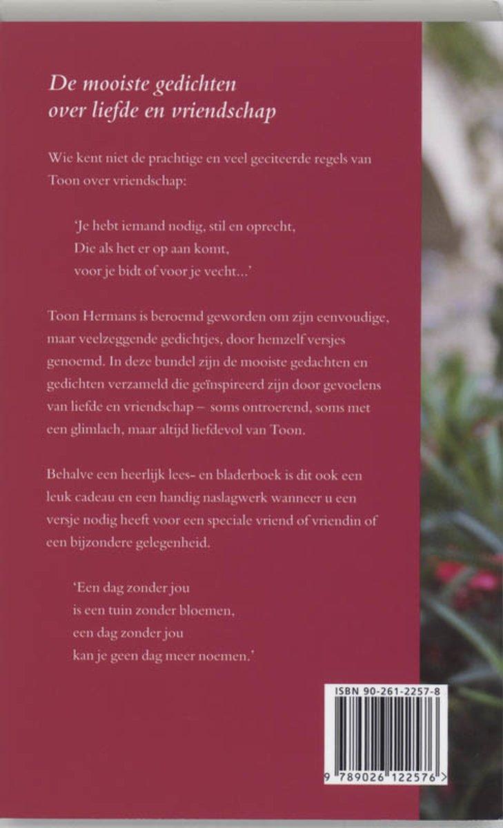 Magnifiek bol.com | Ik heb je lief, Toon Hermans | 9789026122576 | Boeken &CZ58
