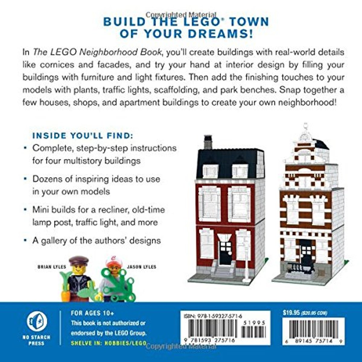The Lego Neighborhood Book Build Your Own Town Pdf