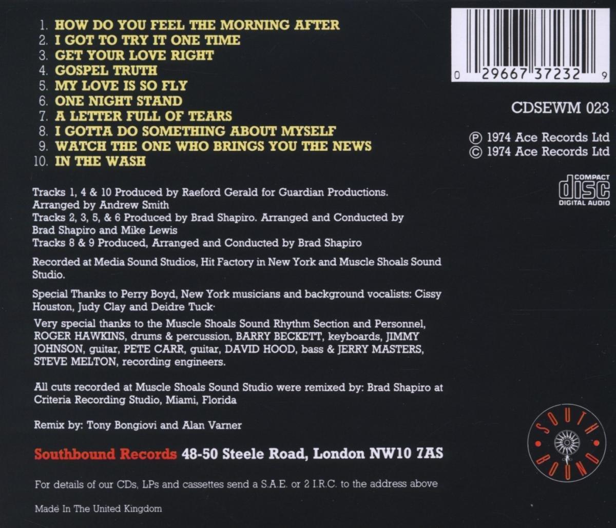 Bolcom I Got To Try It One Time Millie Jackson Cd Album Muziek