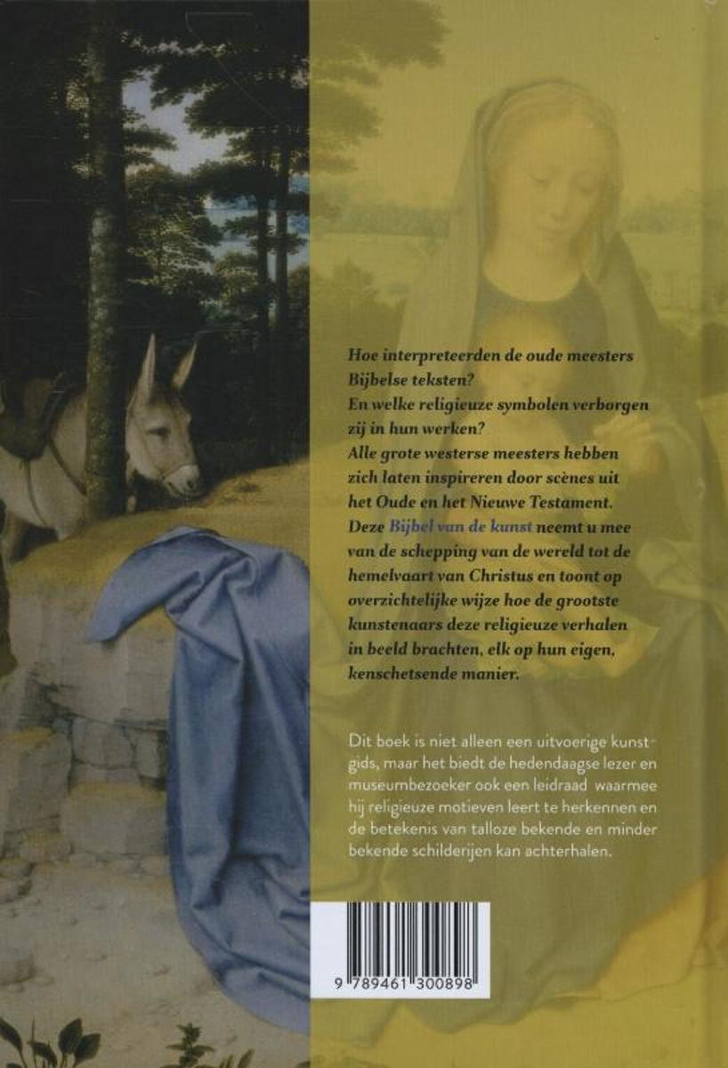 Bekende Oude Kunstenaars.Bol Com De Bijbel Van De Kunst 9789461300898 Chiara De
