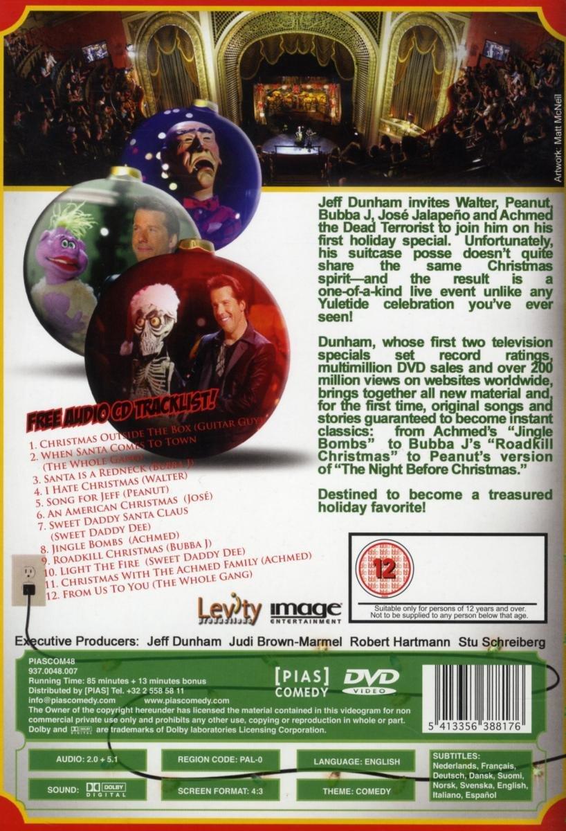 bol.com | Jeff Dunham - A Very Special Christmas Special (Dvd) | Dvd\'s