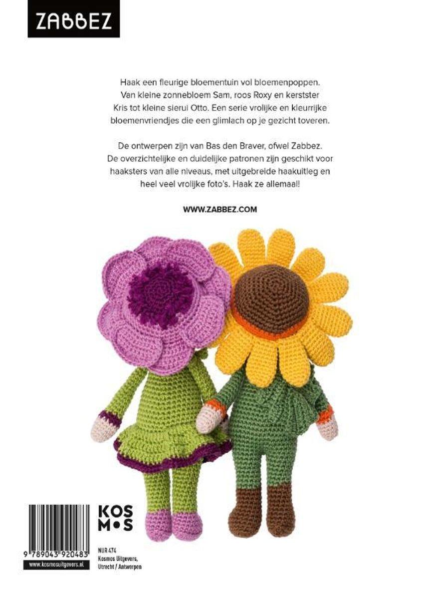Bolcom Bloemenpoppen Haken Bas Den Braver 9789043920483 Boeken