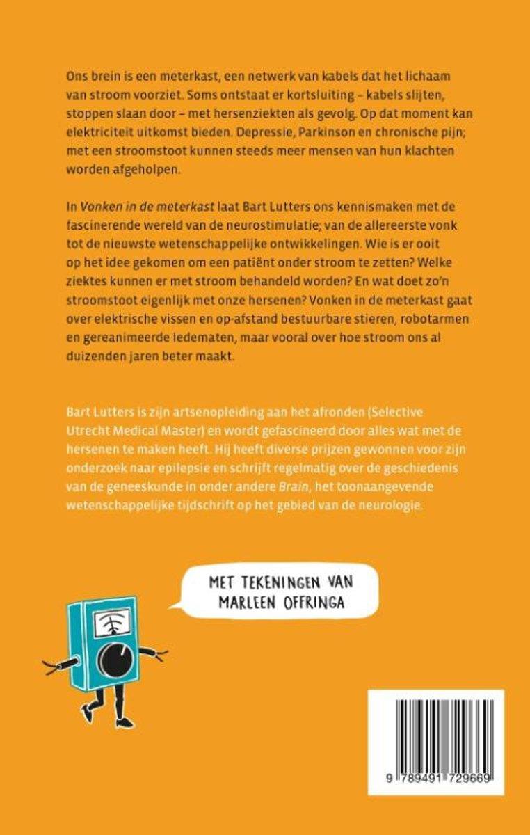Super bol.com | Vonken in de meterkast, Bart Lutters | 9789491729669 FL92