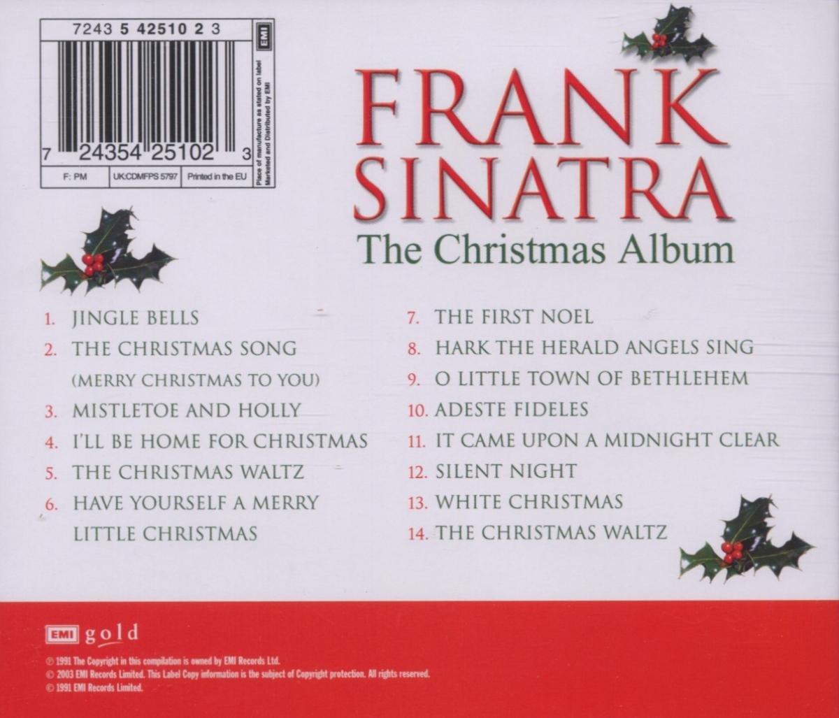 bol.com | Sinatra Christmas Album, Frank Sinatra | CD (album) | Muziek