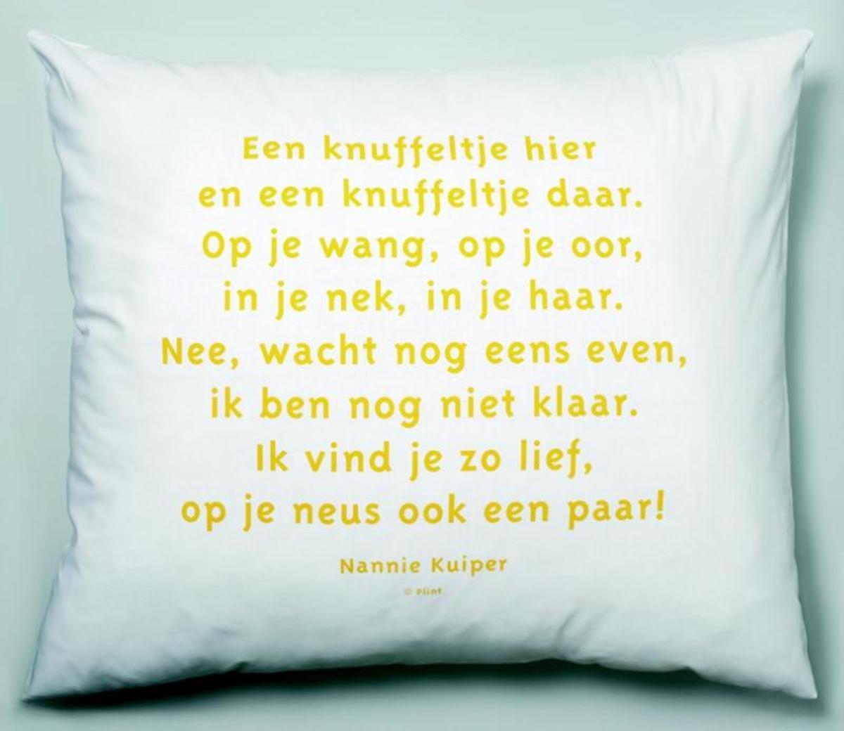 Extreem bol.com | Poezie om te kussen SL 4 - Nannie Kuiper gedicht. een #JG98