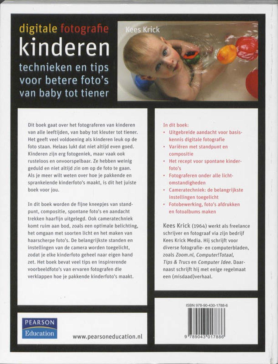 bol.com | Digitale fotografie: Kinderen, Kees Krick | 9789043017886 | Boeken