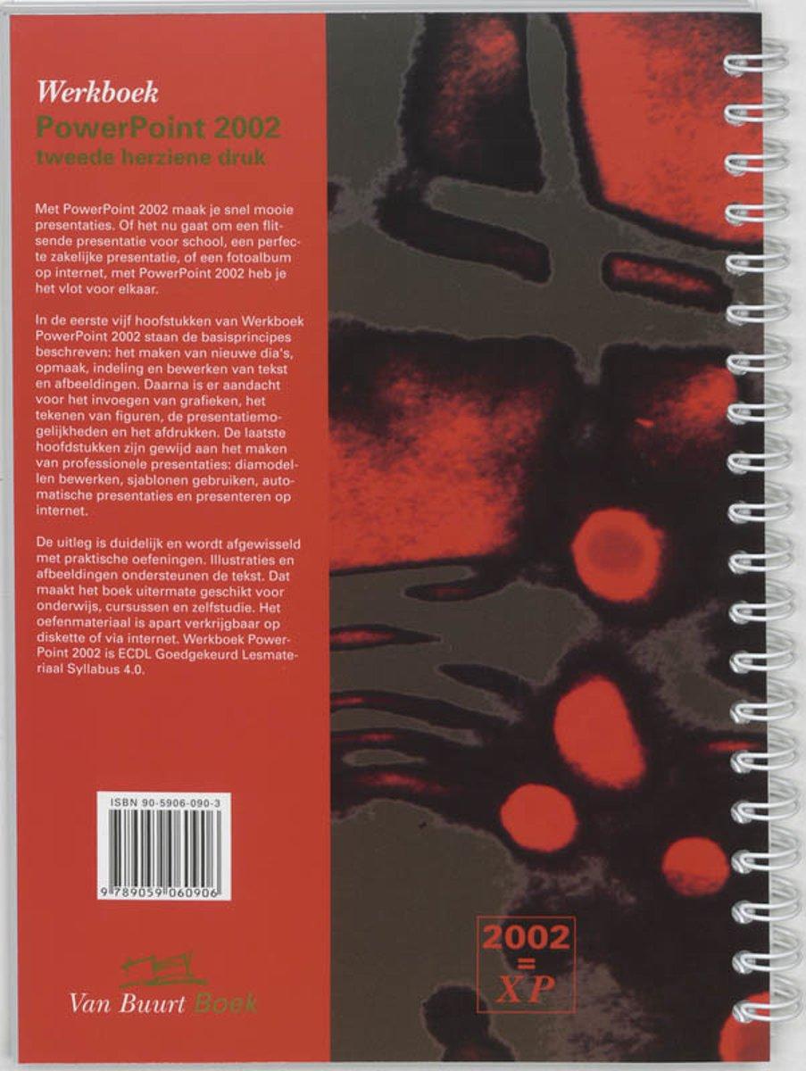 werkboek powerpoint 2002 9789059060906 maya bunschoten