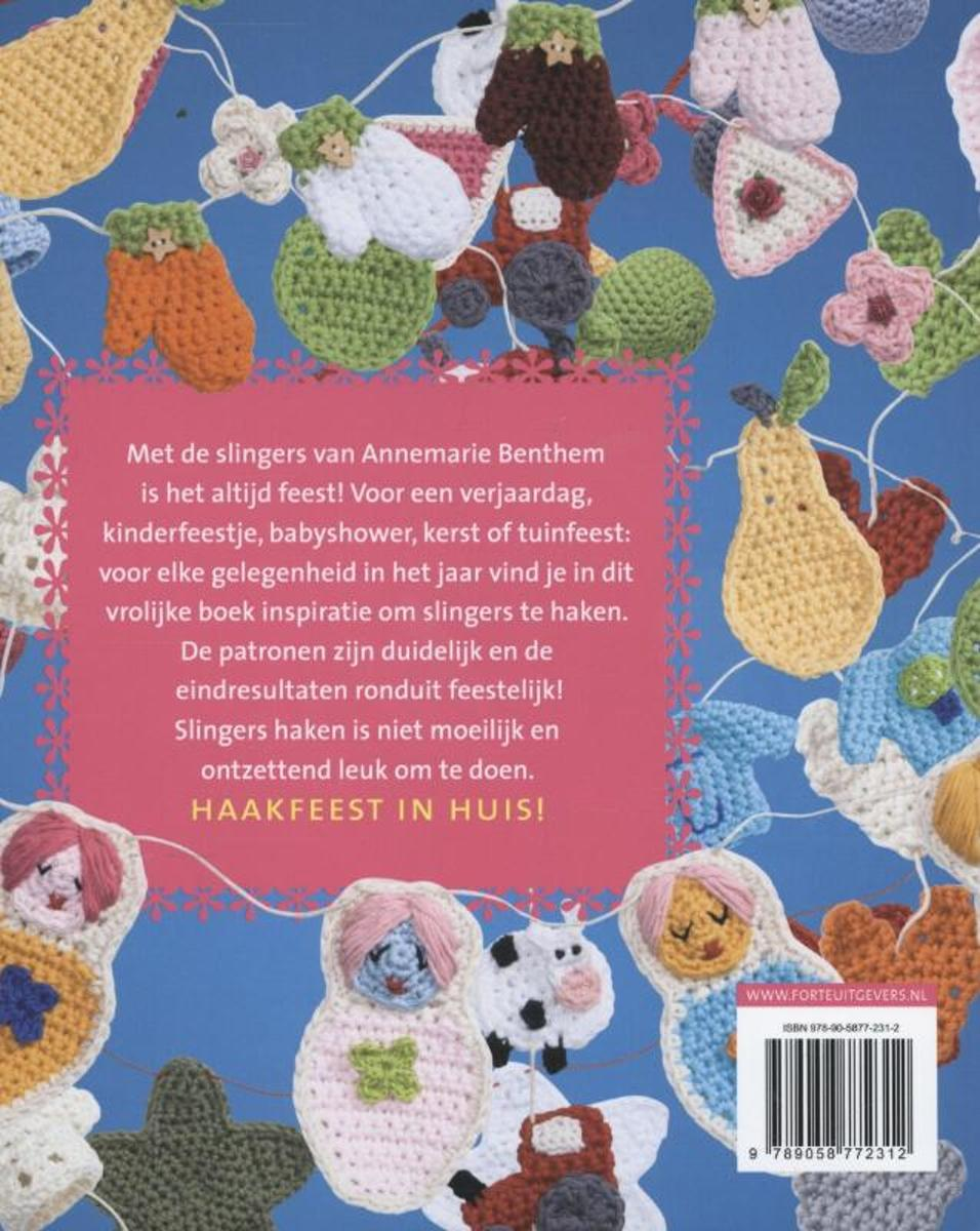 Bol Com Slingers Haken Annemarie Benthem 9789058772312 Boeken