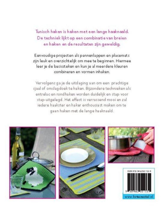 Bolcom Tunisch Haken Margje Enting 9789462501539 Boeken