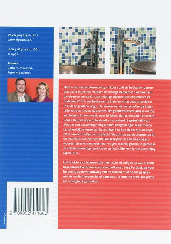 bol.com | Badkamer verbouwen, E. Schaafsma | 9789052411682 | Boeken