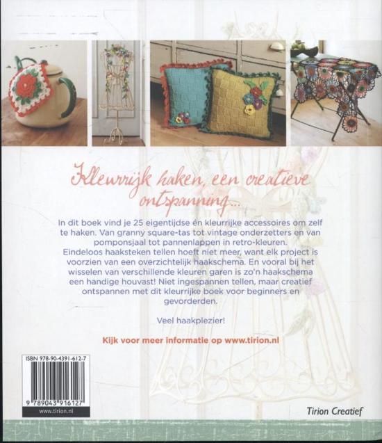 Bolcom Haken In Kleur Kazuko Ryokai 9789043916127 Boeken