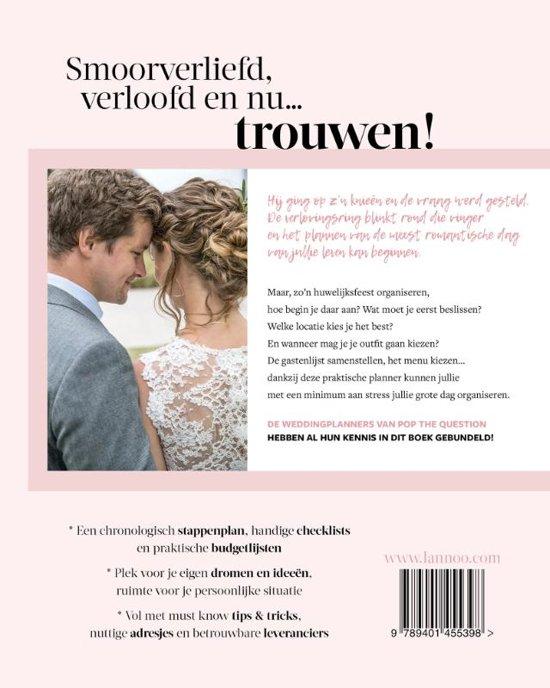 Bolcom Wij Trouwen Pop The Question 9789401455398 Boeken
