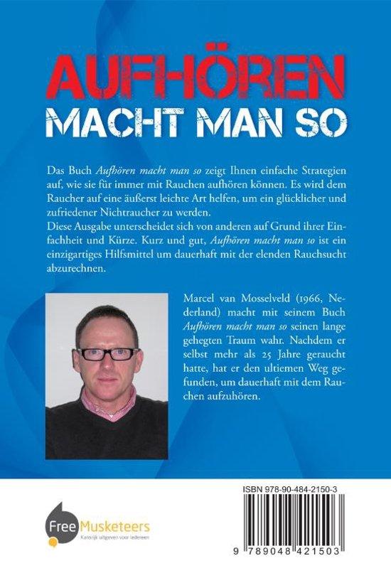 Bolcom Aufhören Macht Man So Marcel Van Mosselveld