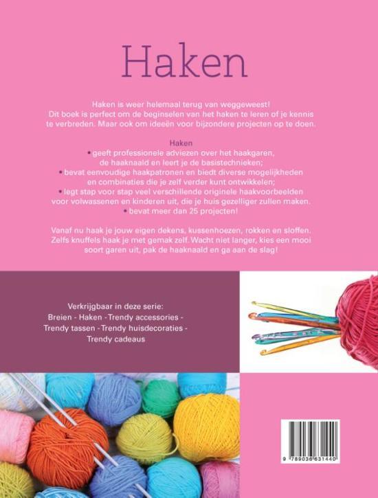 Bolcom Handboek Haken Jaroslava Dovcova 9789036631440 Boeken