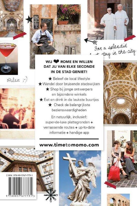 Bolcom Time To Momo Rome Tessa Dm Vrijmoed 9789057677731