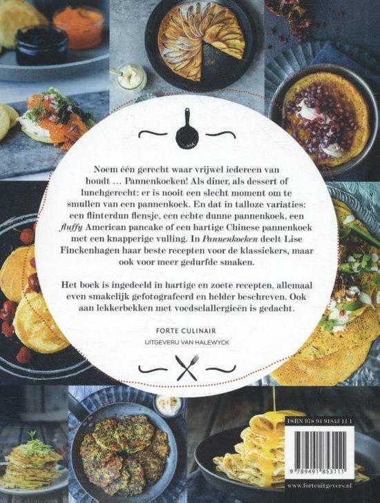 Iets Nieuws bol.com | Pannenkoeken, Lise Finckenhagen | 9789491853111 | Boeken &GG08