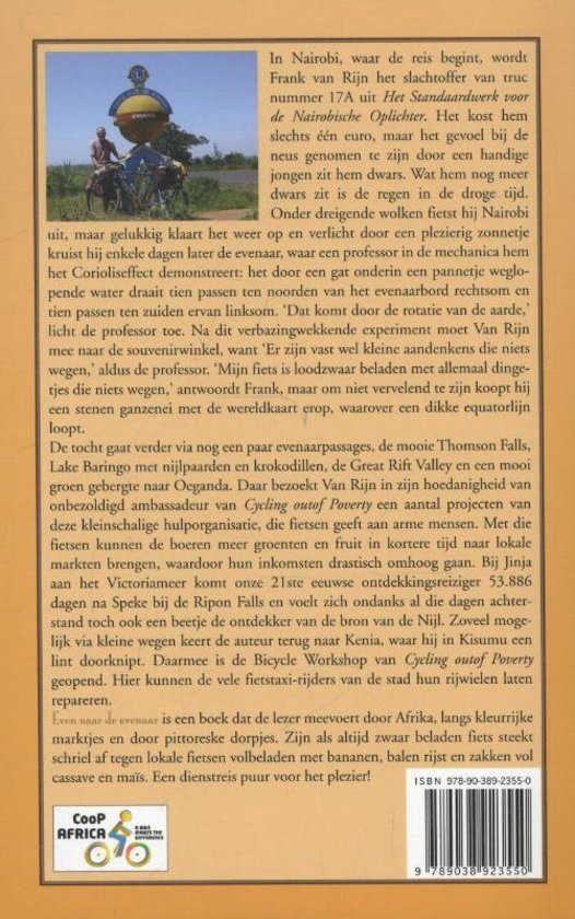 bol.com   Even naar de Evenaar, Frank van Rijn