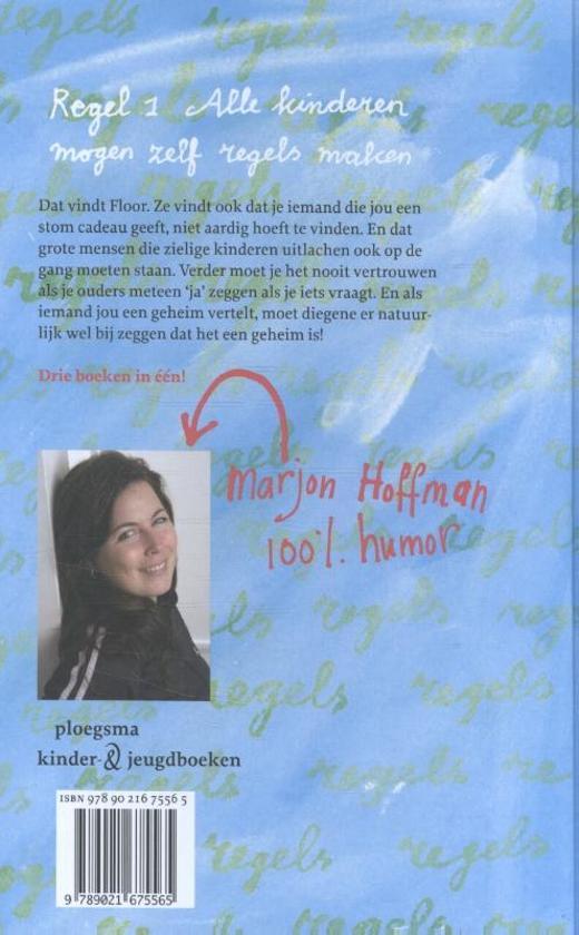 Bolcom Floor Helemaal Floor Marjon Hoffman 9789021675565