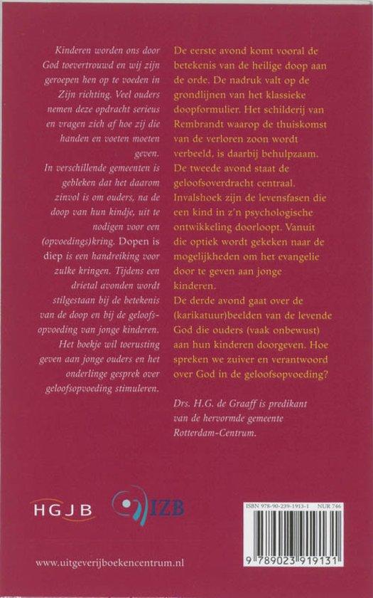 Bolcom Dopen Is Diep Hg De Graaff 9789023919131 Boeken
