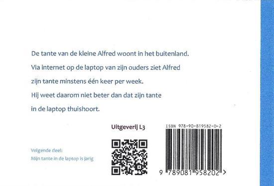 Bolcom Mijn Tante In De Laptop Annette Lieth 9789081958202