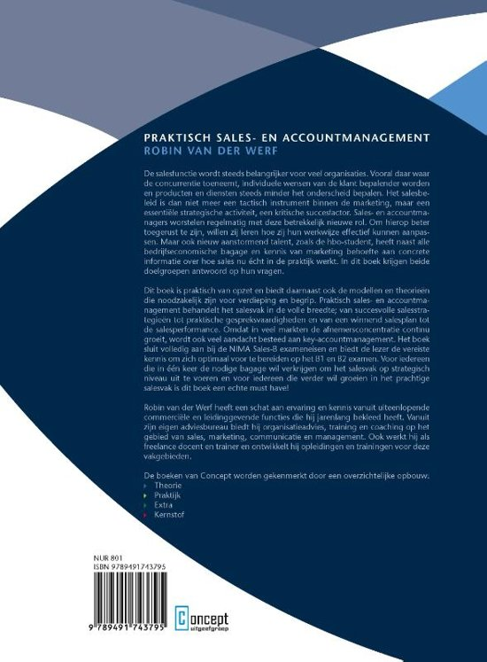 Bolcom Praktisch Sales En Accountmanagement 9789491743795