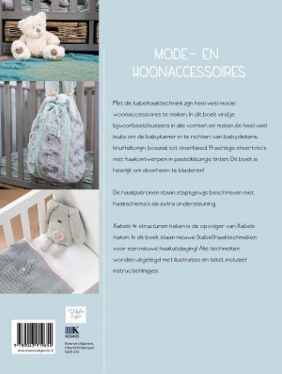 Bolcom Kabels Structuren Haken Leonie Schellingerhout Leonie