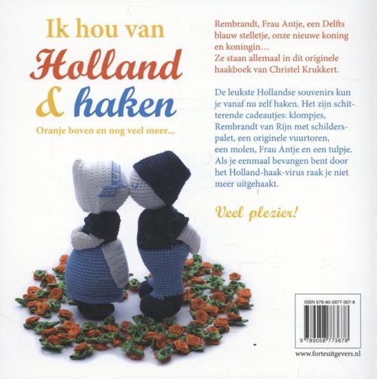 Bolcom Ik Hou Van Holland Haken Christel Krukkert