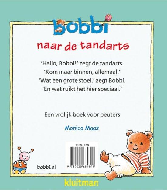Kleurplaten Bobbi In De Herfst.Bol Com Bobbi Bobbi Naar De Tandarts Monica Maas