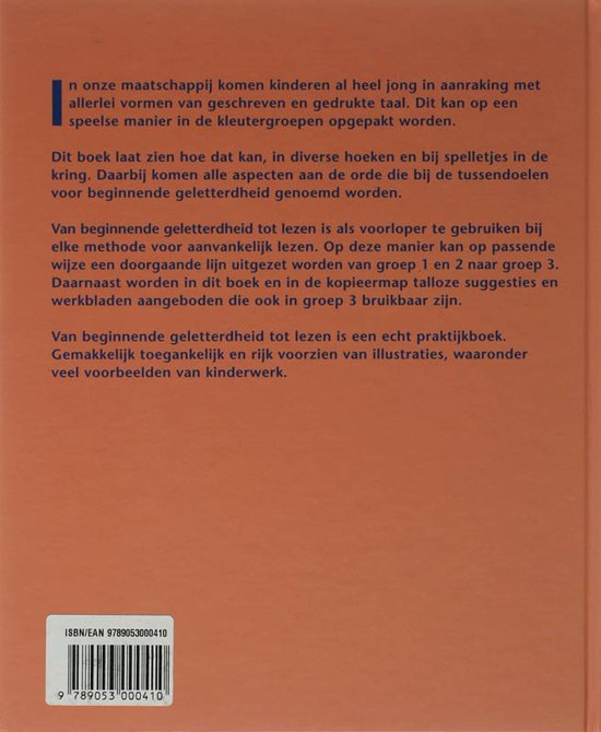 Bekend bol.com | Van beginnende geletterdheid tot lezen Ideenboek @OM38