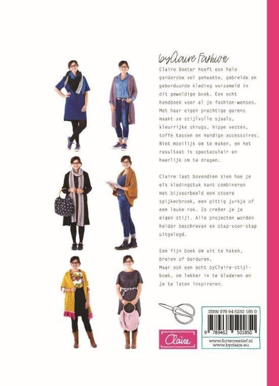 Bolcom By Claire Fashion Claire Boeter 9789462501850 Boeken