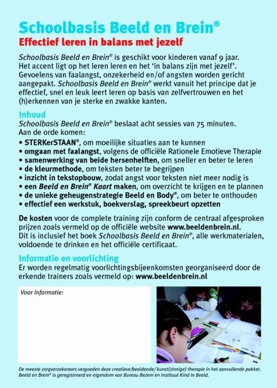 Populair bol.com | Schoolbasis Beeld En Brein, Anneke Bezem | 9789080875432 @GK78