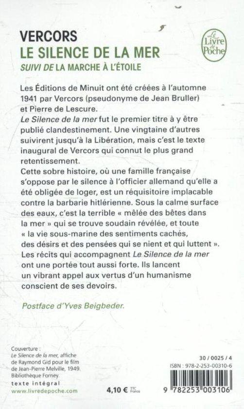 book-image-Le Silence de la mer