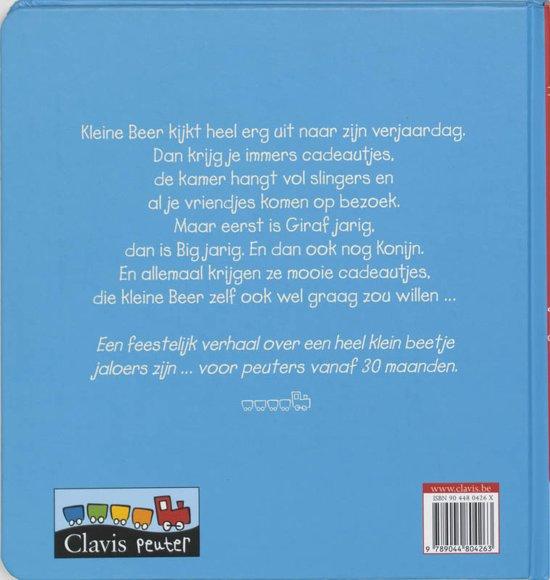 kleine beer is jarig bol.| Kleine Beer Is Jarig, Judith Koppens | 9789044804263  kleine beer is jarig