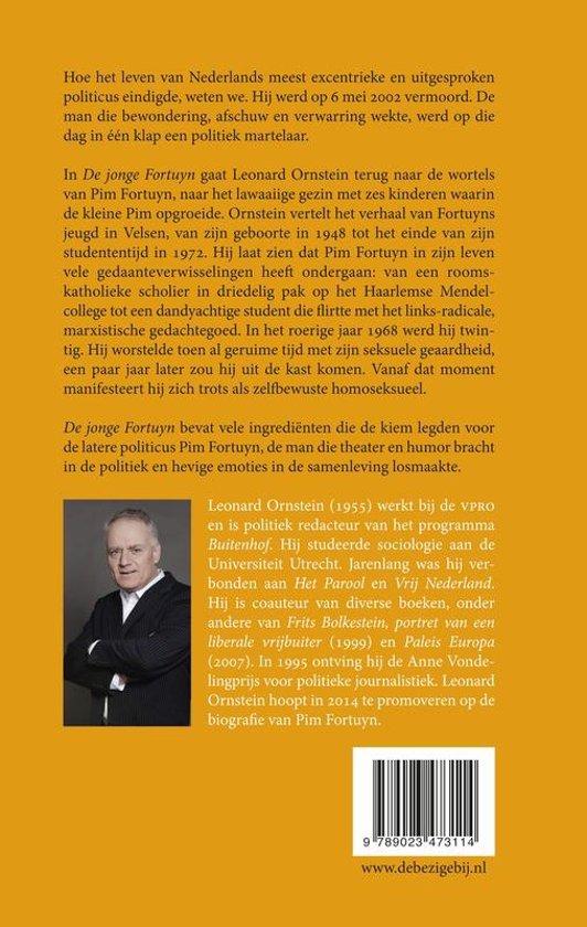 Bol de jonge fortuijn leonard ornstein 9789023473114 boeken boek omdraaien fandeluxe Images