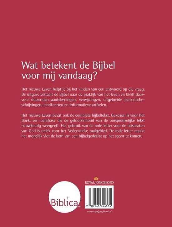 het leven bijbel