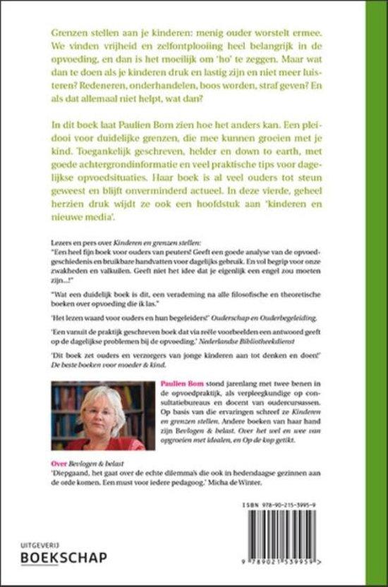 ccf17c37097 bol.com | Lifetime - Kinderen en grenzen stellen, Paulien Bom ...