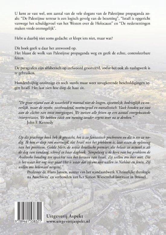 Bolcom 150 Palestijnse Fabels Tom S Van Bemmelen