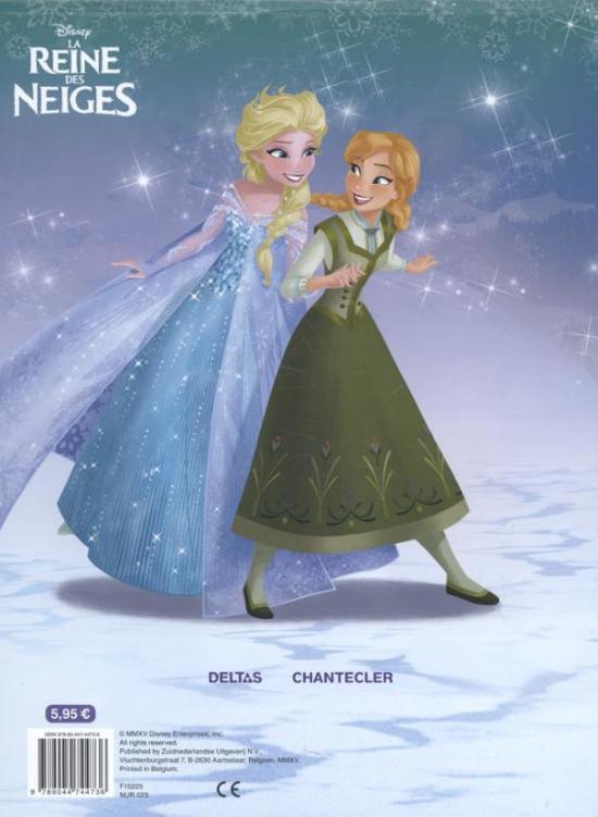 Kleurplaten Disney Violetta.Bol Com Disney Frozen Color 9789044744736 Boeken