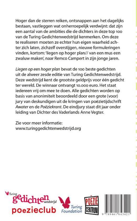 Bolcom Liegen Op Een Hoger Plan 9789461643421 Boeken