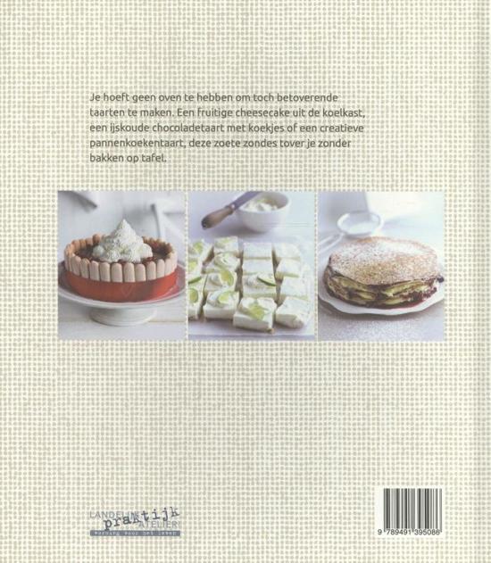 Zeer bol.com | Taarten zonder oven, Christel Delen | 9789491395086 | Boeken @XA16