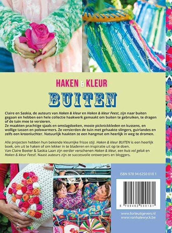 Bolcom Haken Kleur Buiten Forte Creatief Speelgoed